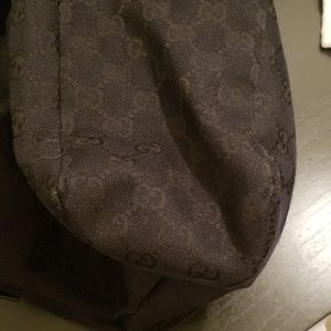 Gucci Bags - Gucci Horsbit Chain Hobo Zebra Limited Edition EUC